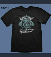 Футболка World of Warcraft Sen'Jin Headhunters T-Shirt (мужск., размер  M)