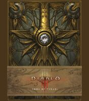Книга DIABLO III: BOOK OF TYRAEL Твёрдый переплёт (Eng)