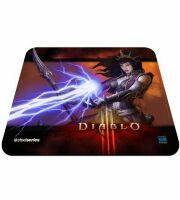 Коврик SteelSeries QcK Diablo 3 - Wizard
