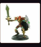 Warcraft  Miniatures Core Mini: WILTON THORNE