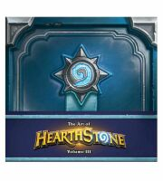 Артбук Art of Hearthstone Year of the Mammoth Volume 3 (Твёрдый переплёт) (Eng) том 3