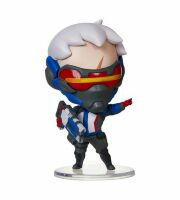 Міні фігурка Cute But Deadly Blind Vinyl - Soldier 76