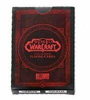 Игральные карты Horde World of Warcraft Gamer Playing Cards
