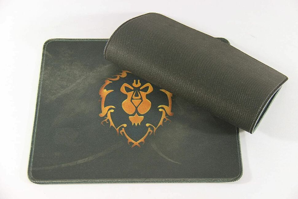 Коврик Alliance Flag World of Warcraft Gaming Mouse Pad - Альянс