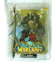 World of Warcraft Tauren Shaman Sota Toys 28 см.