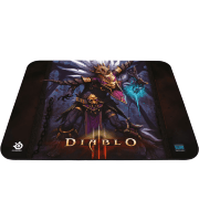 Коврик SteelSeries QcK Diablo 3 Witch Doctor