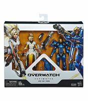 Фигурка Overwatch Ultimates Series Pharah and Mercy Collectible Action Figure Dual Pack