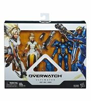 Фигурка Overwatch Ultimates Series Pharah and Mercy Collectible Action Figure Dual Pack