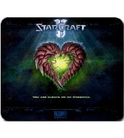 Коврик -  Starcraft 2 ZERG LOGO