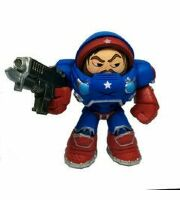 Мини фигурка Heroes of the Storm Funko Mystery Minis - JIM RAYNOR PATRIOT