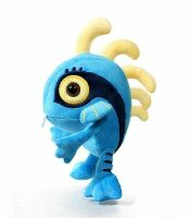 Мягкая игрушка World of Warcraft MURLOC (синий)