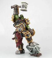 Статуэтка Варкрафт Тралл World Of Warcraft - Warchief Thrall Color Figure