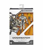 Фигурка Overwatch Ultimates Series Genji (Chrome) Collectible Action Figure