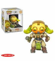 "Фигурка Overwatch Funko Pop! 6"" Orisa (Over-Sized) Figure"