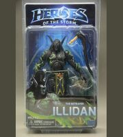Фигурка Heroes of the Storm  Illidan (black) Action Figure