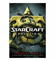 Книга StarCraft: Evolution твёрдый (Eng)