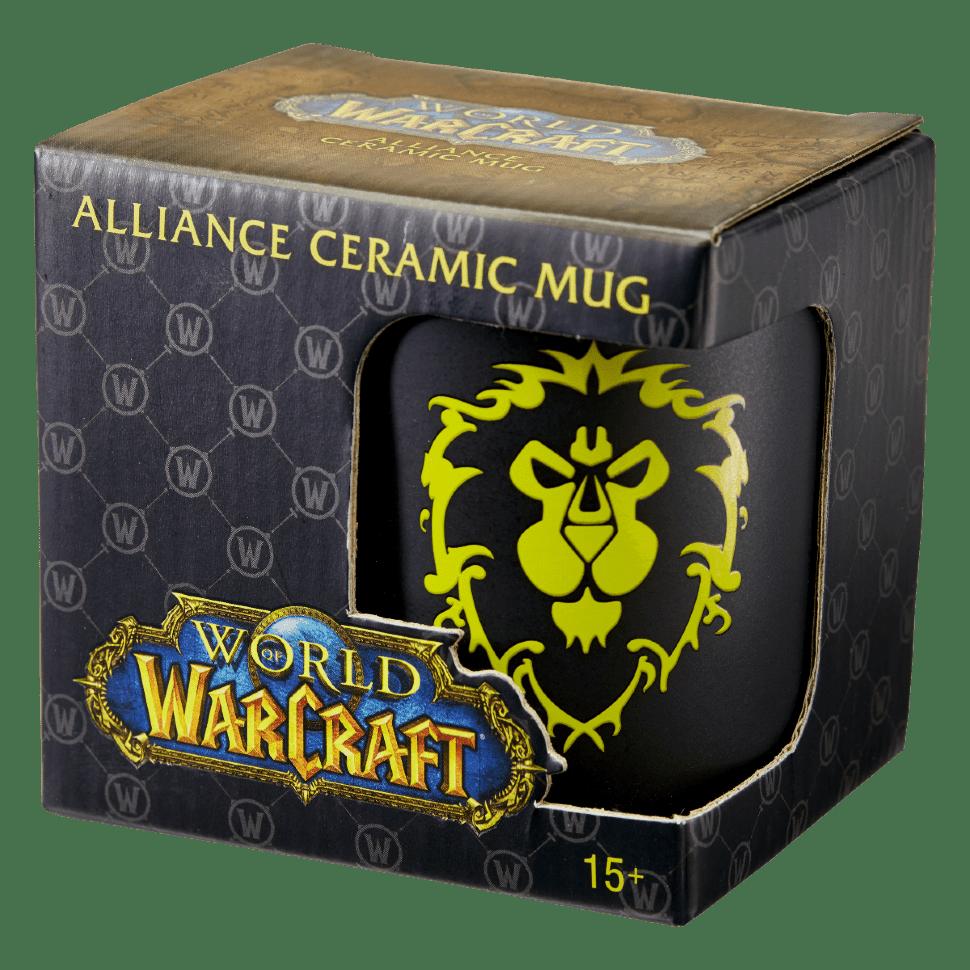 Чашка World of Warcraft Logo Mug - Alliance