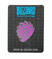 Значок 2016 Blizzcon Blizzard Collectible Pins - Zerg Logo Pin