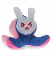 Мягкая игрушка - Overwatch Dva Pink Rabbit Plush 20 cм