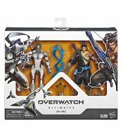 Фигурка Overwatch Ultimates Series Genji and Hanzo Collectible Action Figure Dual Pack