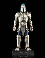 Статуэтка Warcraft - FOOT SOLDIER ARMOUR by WETA