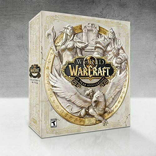World of Warcraft 15th Anniversary Collector Blizzard Коллекционное издание (US)