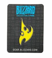 Значок 2016 Blizzcon Blizzard Collectible Pins - Protoss Logo Pin