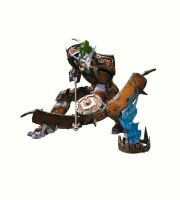 Troll Hunter: Taz'Dingo Premium Action Figure