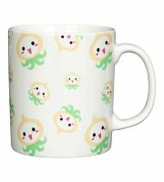 Кружка Overwatch Pachimari Ceramic Mug Green/White