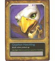 Спутник WoW Pet: Gryphon Hatchling (Питомец грифон)
