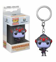 Брелок - Funko Pocket Pop! Overwatch Keychain - Widowmaker
