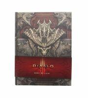 Книга Diablo III: Book of Cain by Deckard Cain (Книга Каина) Твёрдый переплёт (Eng)