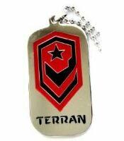 Медальон StarCraft 2 Terran Necklace  (№2)