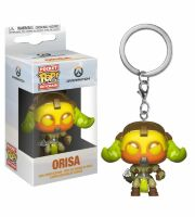 Брелок - Funko Pocket Pop! Overwatch Keychain - Orisa