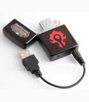 Зажигалка WORLD OF WARCRAFT  Horde (USB, Electronic)
