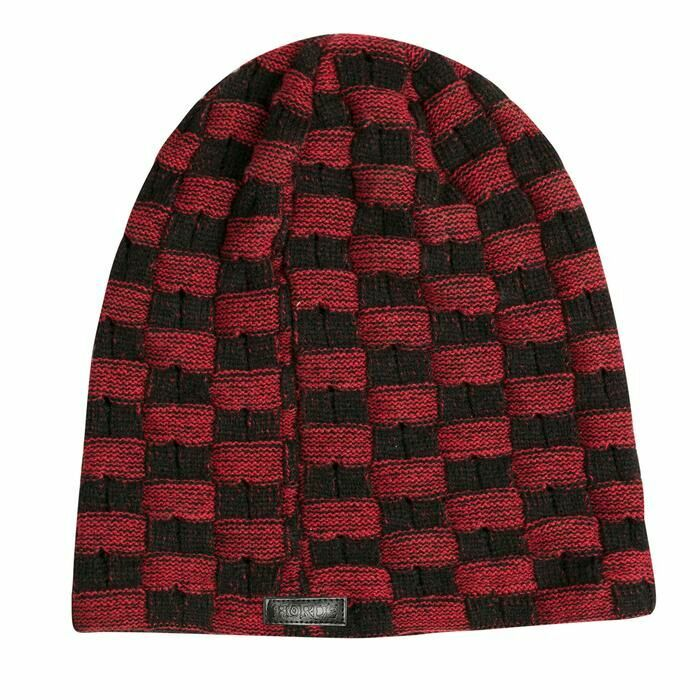 Шапка WORLD OF WARCRAFT HORDE TWO TONE SLOUCHY BEANIE Орда