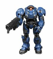 StarCraft II Premium Series 2: Tychus Findlay Action Figure