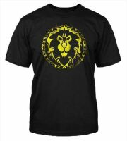 Футболка World of Warcraft Alliance Shield T-Shirt (размер L)