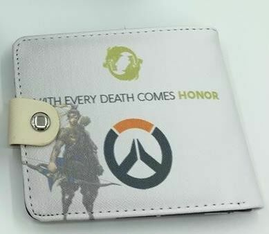 Кошелёк - Overwatch HANZO Wallet