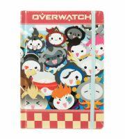 Блокнот Овервотч Pachimari Overwatch Heroes Notebook
