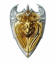 Реплика щит World of Warcraft Lion King Shield King Llane