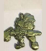 Значок 2016 Blizzcon Exclusive Gold Reinhardt Blizzard Pin