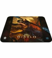 Коврик SteelSeries QcK Diablo 3 - Monk