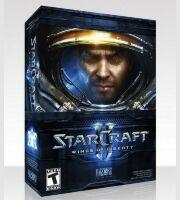 Starcraft 2: Terrans Wings of Liberty(EURO) (коробка с диском без ключа)