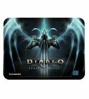 Коврик SteelSeries QcK Mouse Pad: D3 - Reaper of Souls