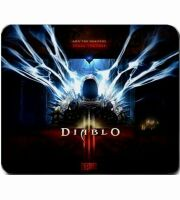 Коврик - Diablo 3 Tyrael Angel  logo