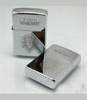 Зажигалка WORLD OF WARCRAFT  Alliance (silver)