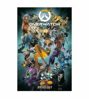 Книга Overwatch: Anthology Volume 1 Hardcover Edition (Тверда палітурка) (Eng)