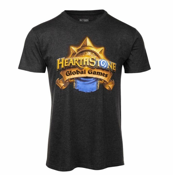 Футболка Hearthstone Global Games 2018 Shirt (размер L)