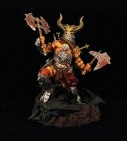 Фігурка Diablo 3 Barbarian wearing a helmet action figure